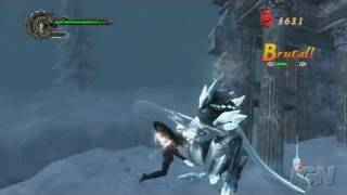 Devil May Cry 4 PlayStation 3 Trailer - Nero Slices and