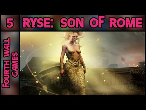 Ryse: Son of Rome PC Gameplay - Part 5 - 1080p