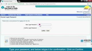 Sbi's vistaar is a corporate internet banking suited for large corporates, government organizations and institutions. in this video we will demonstrate how t...