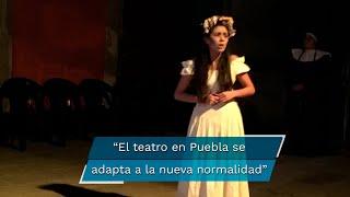 Hace 20 años nació en Puebla el proyecto cultural y artístico denominado ConstruArte. Hoy, la pandemia por Covid-19 los ha obligado a adaptarse y descubrir nuevas formas de compartir el arte para no enloquecer con el encierro.  www.eluniversalpuebla.com.mx