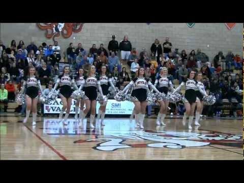 "Eagle Valley High School Devil Dancers - ""Boots"""