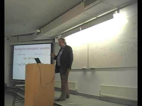 """Reinhard Werner: """"Quantum cellular automata 3"""""""