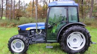 New Holland Tn 75f