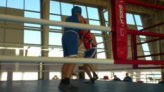 ''Открытый ринг'' по боксу в  Кожухово г.Москва.