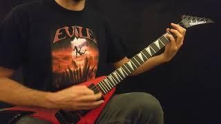 Exodus - Shroud Of Urine Guitar Cover