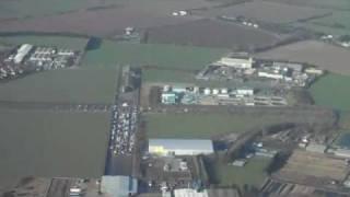 GAXTA flight - Ariel shot of Ford market.(, 2010-01-18T15:07:38.000Z)