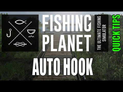Fishing Planet - Quick Tips - Auto Hook Method For Lures