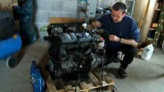 demarrage moteur rallye
