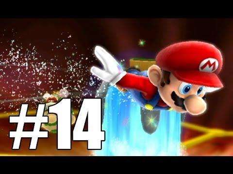 Super Mario Galaxy 2 - Hot Stepping Dash Pepper (Hightail Falls Galaxy) - Part 14