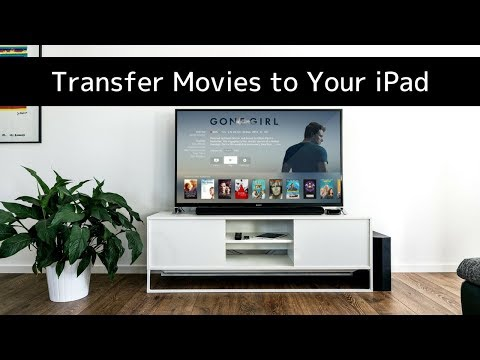 How to Transfer Movies from your Computer to VLC on your iPad
