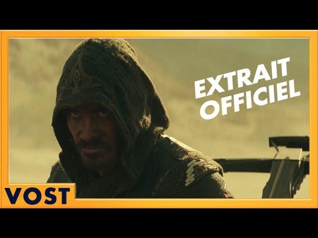 Assassin's Creed - Extrait La Poursuite [Officiel] VOST HD