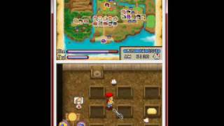 Harvest Moon: Island of Happiness - Gameplay [part 1/5]