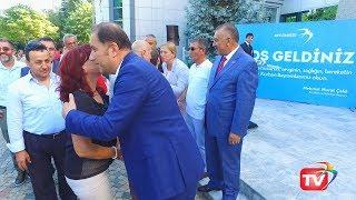 Mehmet Murat Çalık Personel Bayramlaşması