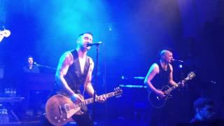 Broilers - Lost Soul (13.04.2012 at Rockhouse, Salzburg)
