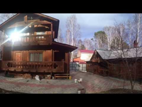 Дача на Байкальском тракте