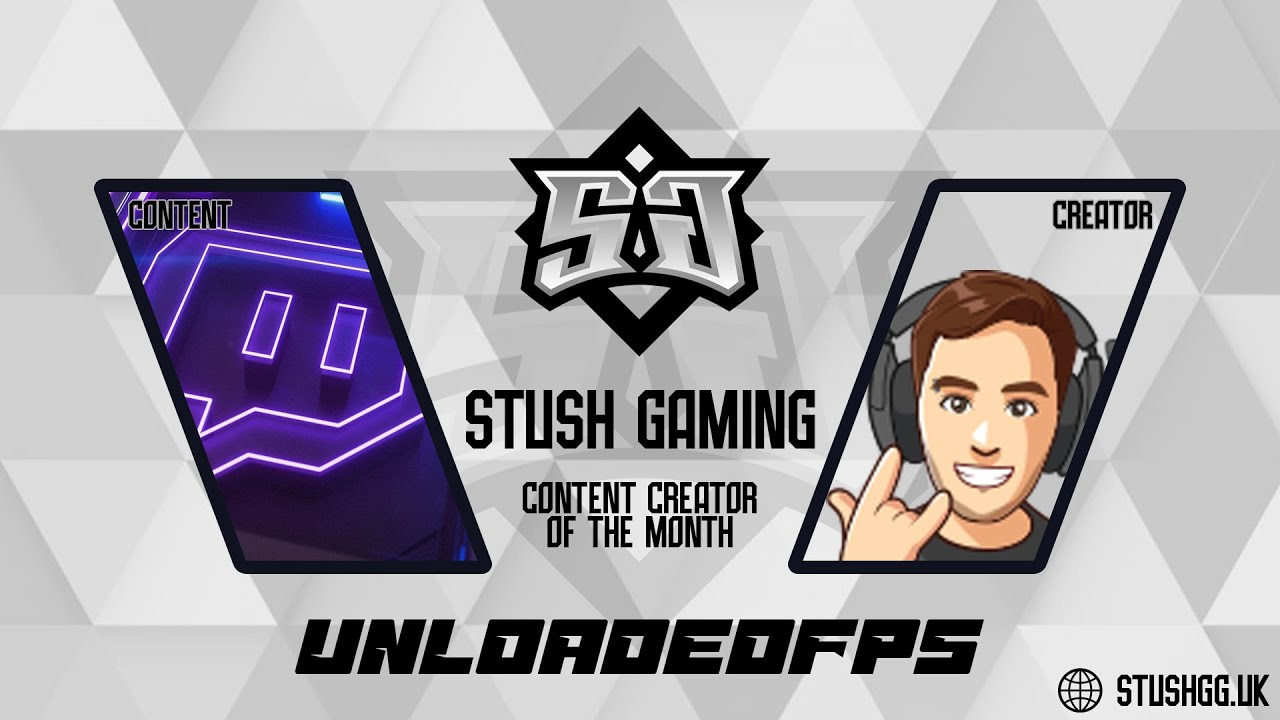 Creator Of The Month | UNLoadedFPS | September Edition
