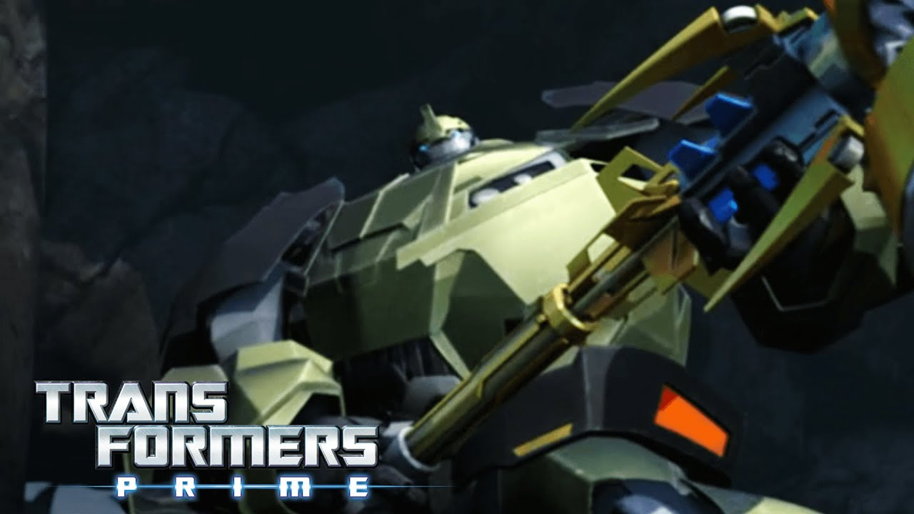 Transformers Prime Bulkhead And The Forge Of Solus Prime