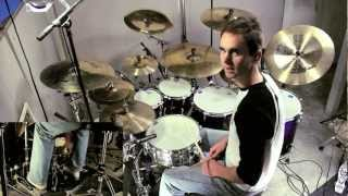 Drum Lesson - Jeff Porcaro on Rosanna - Shuffle Groove Breakdown by Nick Molenda