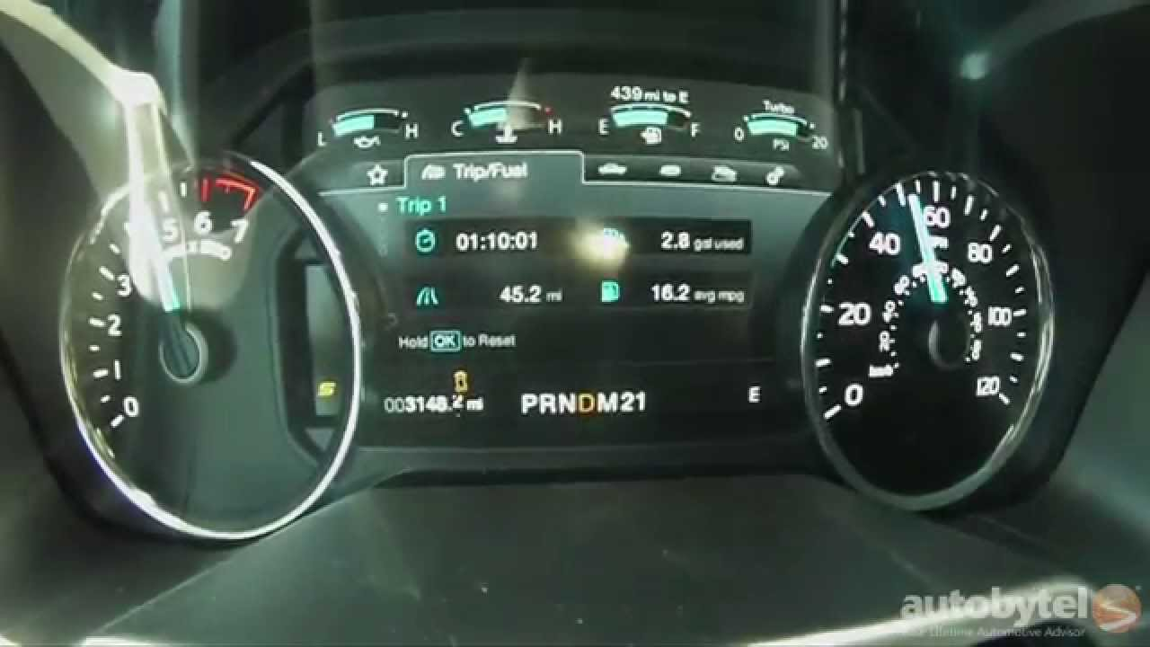 2015 Ford F 150 Ecoboost 0 60 Mph Test Video 365 Hp Twin