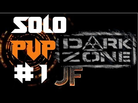 Solo DZ PVP #1 (The Division)