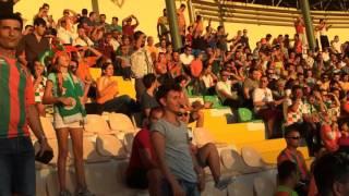 Alanyaspor Trabzonspor maçı Alanyaspor Tribün görüntüleri 1