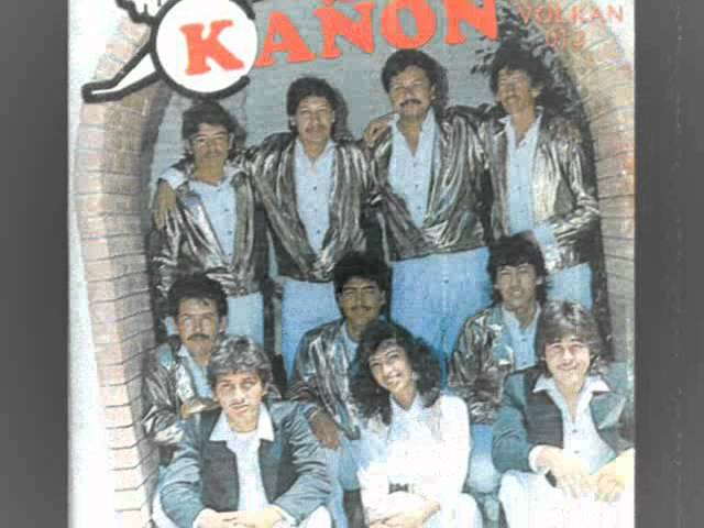 Grupo Kañon - Mi negrito es Cumbianchero
