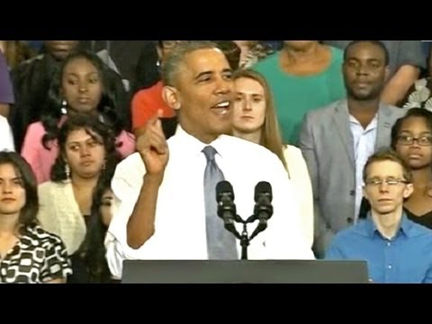 Obama Clearly Explains Health Reform Law [Full Speech, HD]