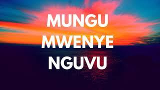 MUNGU MWENYE NGUVU BY SOLOMON MUKUBWA INSTRUMENTAL