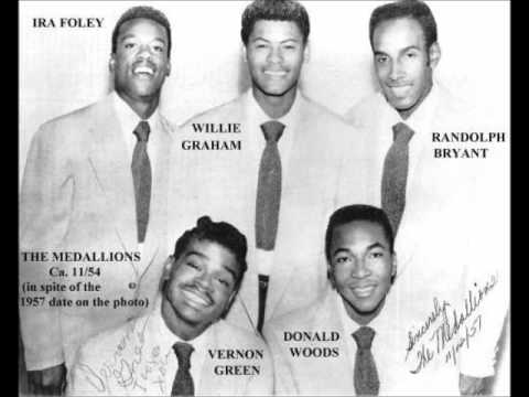 JOHNNY TWOVOICE & THE MEDALLIONS - I'LL NEVER LOVE AGAIN