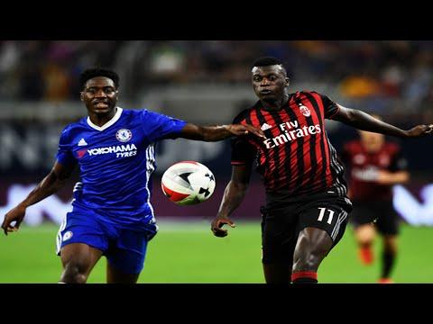 AC Milan 1-3 Chelsea | Goals: Traore, Bonaventura, Oscar | REVIEW