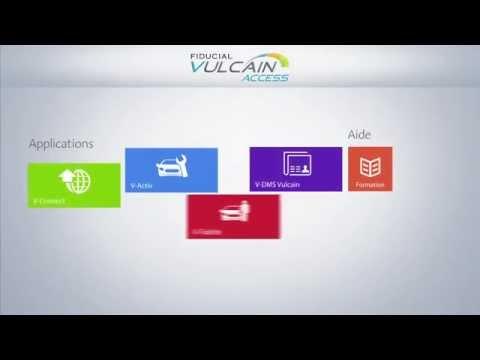 Logiciel Gestion Automobile Fiducial Vulcain Access