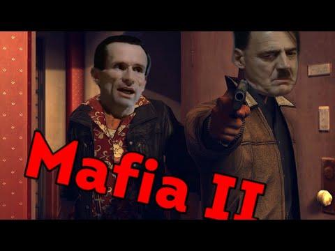Гитлер играет в Mafia 2
