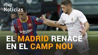 RESUMEN del CLÁSICO FC Barcelona vs Real Madrid | RTVE
