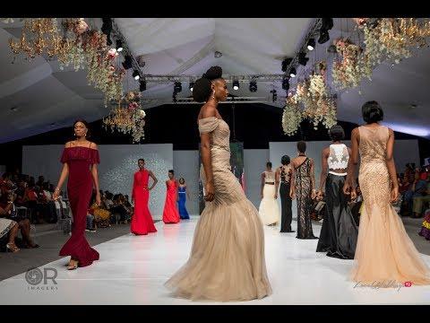 Lagos Bridal Fashion Week:The Runway Shows - Day 1 #LagosBFW2018