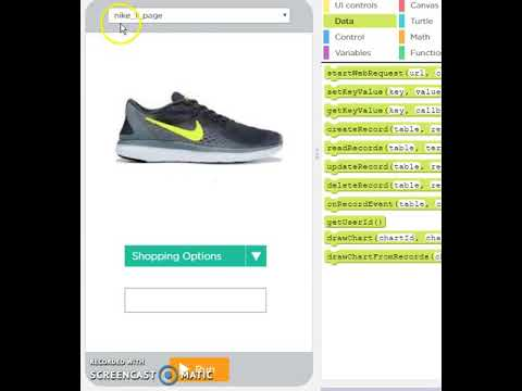 Coding Phone Apps: Shopping App 2