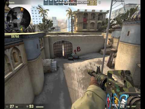 how to open comand in cs go