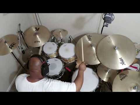 JJ Hairston & Youthful Praise -  Glory & Honor (Drum Cover)