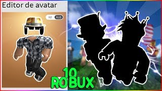 HOW to MAKE a CUTE AVATAR WITH the (Firestripe Fedora) ROBLOX AVATAR