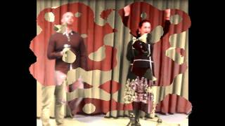 JINGLE BELLS (in the style of Michael Bublè feat The Puppini Sisters) Live performance