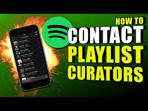 How To Contact Spotify Curators To Get Added To Playlists Mp3