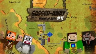 Sassed-Away | Season 2 | Ep11 Bigmun !