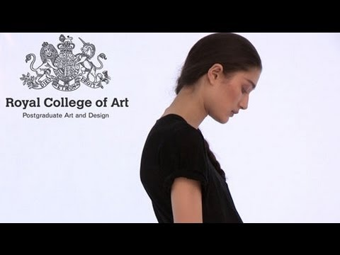 Royal College of Art - Meeting the Students