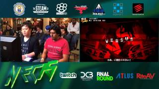 NEC 15 Persona 4 Arena Ultimax Top 8 Ho-chan vs Grover