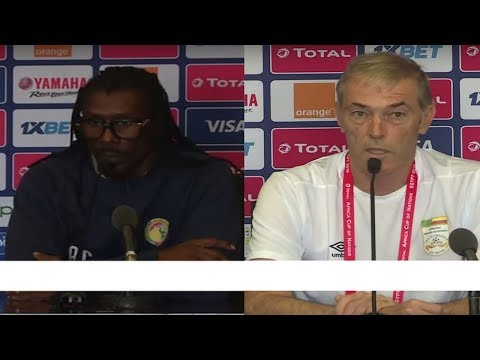 مدربا السنغال وبنين يتحدثان عن المواجهة المنتظرة بين فريقهما ببطولة أمم افريقيا  - 16:54-2019 / 7 / 10