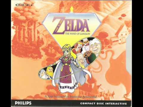VGM 179 - Zelda, Wand Of Gamelon - Map Screen
