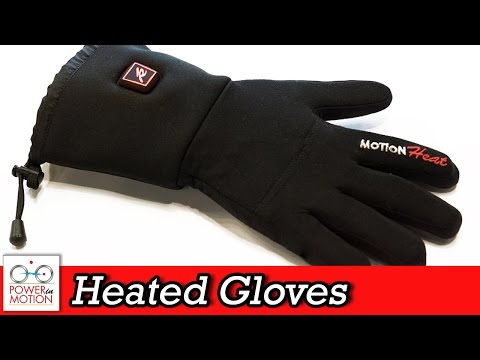 MotionHeat Heated Gloves - Calgary | Edmonton | Vancouver | Winnipeg | Canada | Raynaud
