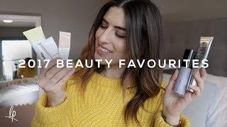 2017 BEAUTY FAVOURITES: MAKEUP & SKINCARE | Lily Pebbles