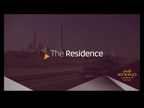 The Residence by Etihad Airways - Beyond First Class on the Airbus A380