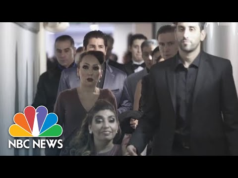 Dancing Tango With Grace, And In A wheelchair   NBC News