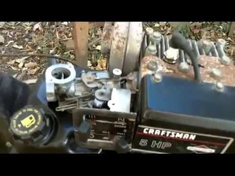 Briggs Stratton Carburetor Rebuild Full Version Small Engine Fix 5HP